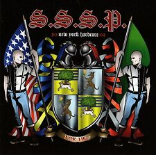 S.S.S.P. - FOR LIFE CD (2007) EX- KILL YOUR IDOLS / WARZONE / NEW YORK HARDCORE