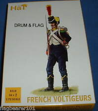 HAT 8218 FRENCH VOLTIGEURS - 1/72 SCALE PLASTIC