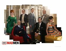 MAD MEN Season 5  (CAST)  POSTER 24 X 36 INCH AWESOME!