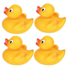 24 Yellow Rubber Ducks 5cm - Brand New Wholesale Fundraising Events Duck Races
