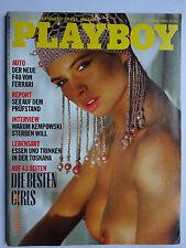 Playboy - D 10/1988, 25 Jahre Aktfotographie, Jenna de Rosari, Pia Bierey