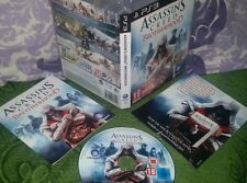Assassin's Creed Brotherhood - PS3 Assassins PlayStation 3 Brother Hood
