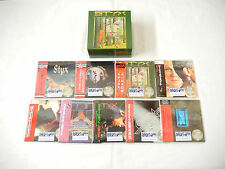 Styx JAPAN 9 titles Mini LP SHM-CD SS + PROMO BOX SET