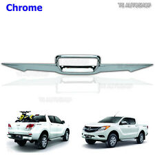 Chrome Line Bowl Tailgate Accent Cover For Mazda Bt-50 Pro UTE 2012-2016