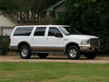 2002 Ford Excursion Limited Sport Utility 4-Door