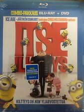 * Blu-Ray + DVD Double Pack Film New Sealed * DESPICABLE ME * sca pack