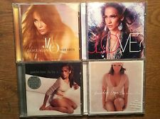 Jennifer Lopez [4 CD Alben] Dance Again + Love + On the 6  + This is me ..Then
