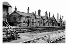 bb0179 - Peterborough Midland Station closed in 1866 - photograph