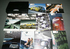 2004 BMW M3 Coupe Owners Manual - Set!!!