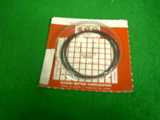 SUZUKI RG400 RG 400 GENUINE NOS 1.00 OVERSIZE PISTON RINGS (SS)