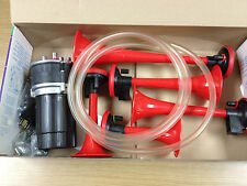 "VOXBELL ITALY ""O SUSSANNA"" MUSICAL 5 PIPES 12V AIR HORN 12V VOX5PM/SS"