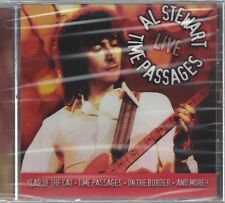 AL STEWART TIME PASSAGES LIVE On The Border Roads To Moscow Dark Water NEW CD
