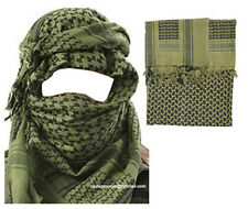 Mens Army Military Desert Tactical Neck Head Wrap Combat Sun Hat Scarf Shemagh
