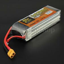 ZOP Power 14.8V 4500mAh 4S 45C XT60plug lipo battery  33*44*135