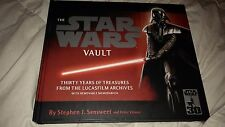 The Star Wars Vault : Thirty Years of Treasures from the Lucasfilm Archives...