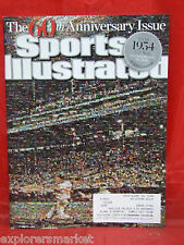 SPORTS ILLUSTRATED 60th anniversary issue 1954 Till Now Photomosaic August