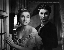 Joan Fontaine and Judith Anderson UNSIGNED photo - C193 - Rebecca