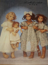 Annette Himstedt KESHIA/ORJO/FREEKE BIBI Doll AD ~Advertisement Only