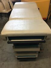 MIDMARK 404 Medical Patient Exam Table Gynecology Great Cond! White!