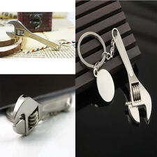 Alloy Innovative Mini Wrench Keychain Attractive Hot Spanner Keyrings Wholesale