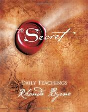 The Secret Daily Teachings by Rhonda Byrne, 2008 Hardcover, New, Free Shipping