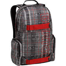 Authentic Burton 26L Tattered Plaid Emphasis pack 280810 Brand new