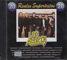 Los Acosta 20 Reales Superexitos CD New sealed