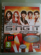 SING IT POP HITS  PS3 SIGILLATO ITALIANO