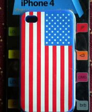 IPHONE 4 CASE,BRAND NEW,AMERICAN FLAG STYLE,IPHONE 4 PHONE COVER