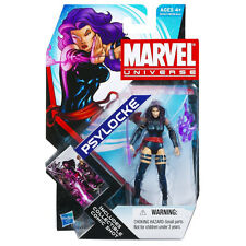 "MARVEL UNIVERSE Collection_PSYLOCKE 3.75 "" action figure_Series 4_New & Unopened"