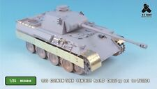 Tetra Model ME35039 1/35 German Panther Ausf.D Detail Up Set for Zvezda