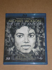 MICHAEL JACKSON: THE LIFE OF AN ICON - BLU-RAY DISC