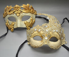 Couple Mask Plastic Roman Goddess Venetian Masquerade Mask