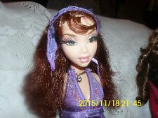 "MATTEL BARBIE MY SCENE DOLLS ""CHELSEA"" LOVE MY FRIENDS EYELASHES HEAD SCARF SHOE"