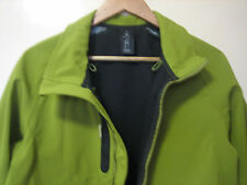 A LOVELY( NEW ) MENS LIME GREEN B&C COLLECTION JACKET  ZIP FASTENER SIZE SMALL