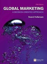 Global Marketing: A decision-oriented approach (5th Edition)