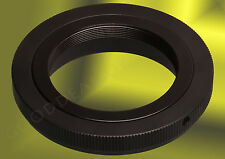 T2 T Telescope lens to M42 42mm Praktica Pentax Carl Zeiss Zenit mount adapter