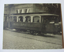 AUST012 - VIENNA CITY TRAMWAYS - TRAM PHOTO - AUSTRIA Oestreich Stadtbahn