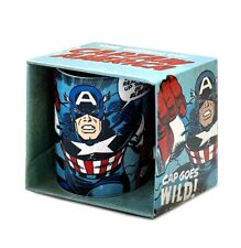 MARVEL CAPTAIN AMERICA Classic Fighting Tasse aus Keramik
