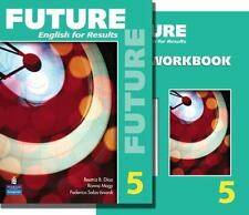 NEW Future 5 Package: Student Book (with Practice Plus CD-ROM) and Workbook by M