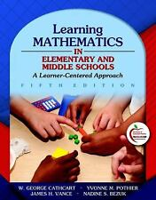 Learning Mathematics in Elementary and Middle Schools: A Learner-Centered Approa