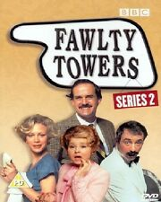 FAWLTY TOWERS COMPLETE SERIES 2 DVD Brand New and Sealed 2nd Season UK Release