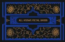 NEW - All Known Metal Bands by Nelson, Dan