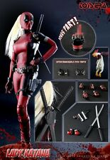 IN STOCK Toys Era CT011 Lady Katana Female Deadpool 1/6 Action Figure
