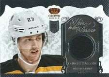 (HCW) 2013-14 Crown Royale Heirs to the Throne DOUGIE HAMILTON Jersey RC 01567