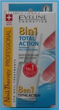 Intensive Nail Strengthener Conditioner EVELINE 8 in 1 TOTAL ACTION