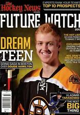 Hockey News Magazine Future Watch TARASENKO BOSTON BRUINS DOUGIE HAMILTON