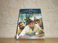 coffret ultimate edition blu-ray + dvd VERY BAD TRIP 2 - sous blister