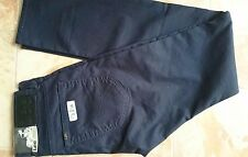 Lee,Pants,W27,L33,Styl Powell,Stretch,Low Slim,Navy Blue,Men's
