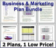 How To Start Up - BARBER SHOP MENS HAIRCUTS - Business & Marketing Plan Bundle